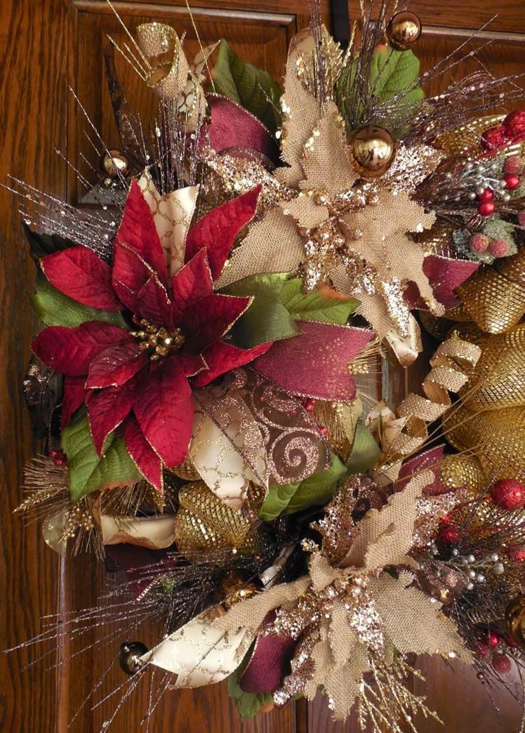 60 Christmas Wreath