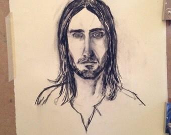 Portrait- Jared Leto 2014