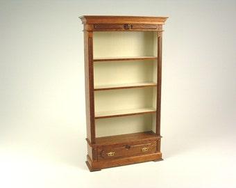 Victorian renaissance bookcase