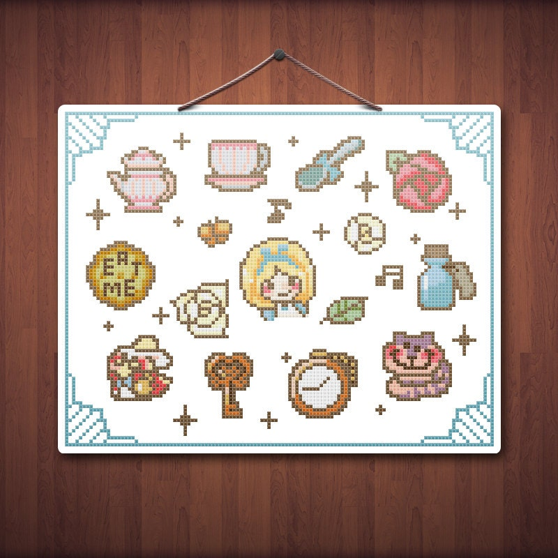 Cute Stitch Disney Cute Cross Stitch Disney