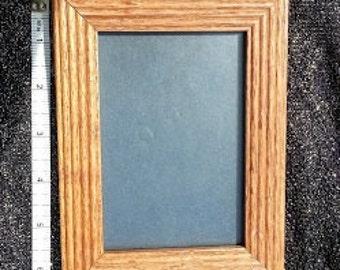 Vintage Wooden 5x7 photo frame