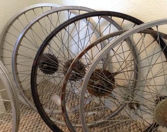 Bike wheel 16 inches