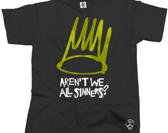 J Cole - Born Sinner Tshirt