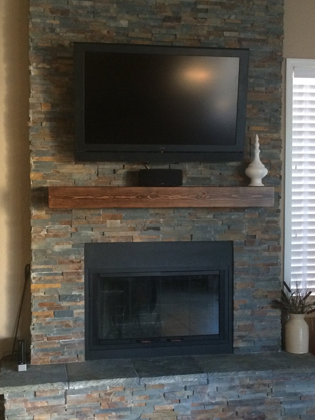 Fireplace Mantel 48 Long X 5 5 Tall X 5 5