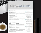 Resume Template⎥Cover letter #145
