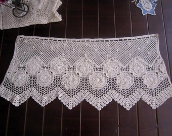 popular items for vintage curtains on etsy