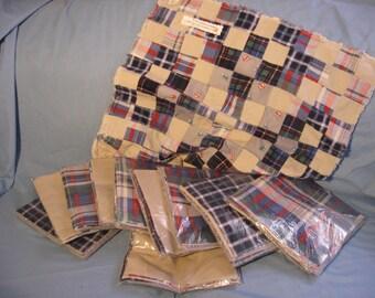 Queen Rag Quilt Kit