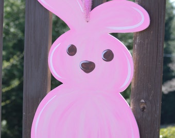 Floppy Ear Bunny Door Hanger