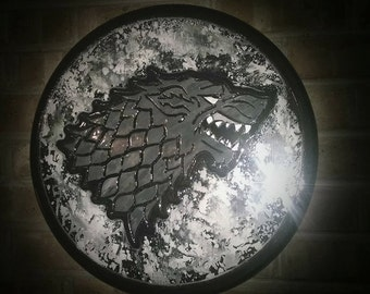 Stark Wolf - Game of Thrones