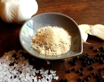 Basic Burger Dry Rub, Umami and Garlic, Savory, Grilling BBQ Rub, Homemade Family Recipe