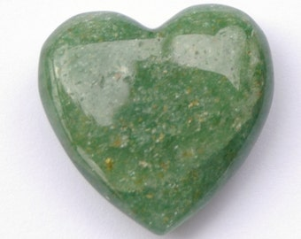 Aventurine Heart Gemstone