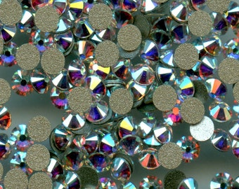 2088 SS20 CI *** 20 Swarovski Xirius Rose flat back SS20 (4,7mm) crystal ab f
