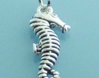 Seahorse Charm