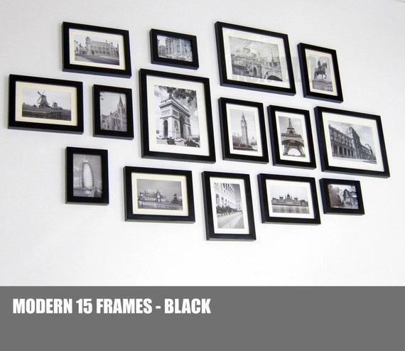 15 A Frames I D Like To Visit: Photo Picture Frame Set Modern 15
