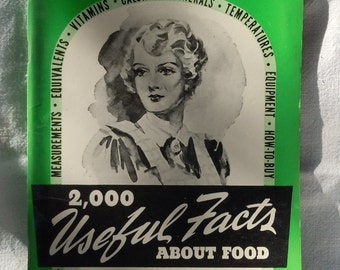 2000 Useful Facts About Food