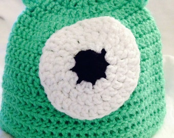 Monster baby hat 16 in or 40.6 cm