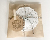 paper doilies - 3.5 inches white round dollies  - wedding paper doily - white lace paper doilie - diy gift wrap embellishment - set of 20