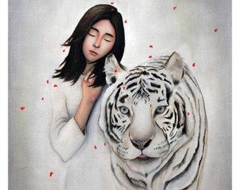 White Dream Print Open Edition