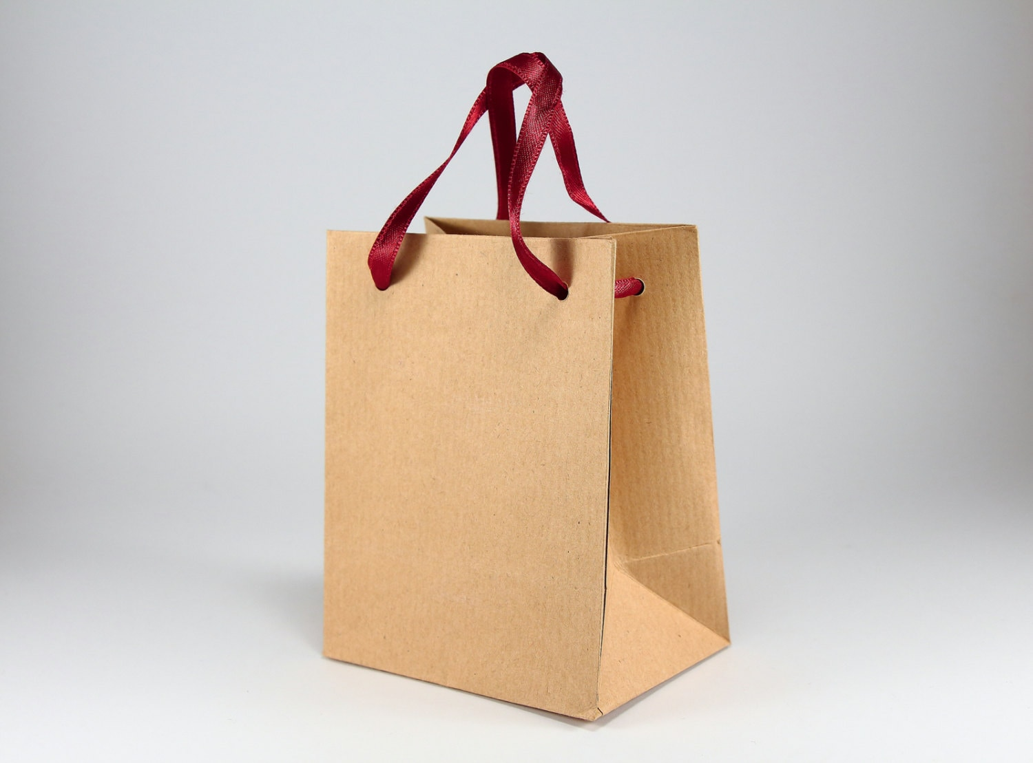 Wedding Gift Bags With Handles : 100 Kraft Brown Paper Bags w/ Handles Extra by stoykaspaperie