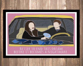 INSTANT DOWNLOAD - Nick and Norah's Infinite Playlist Print