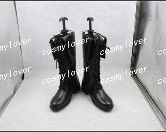 Vocaloid Len Classical Ver Custom Made Cosplay  Boots/Shoes