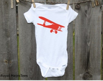 Airplane Onesies®, Airplane Baby Shower