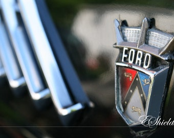 Ford Emblem - 6x9 SALE