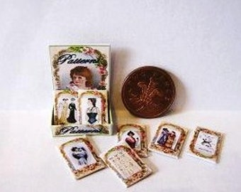 sewing pattern counter display