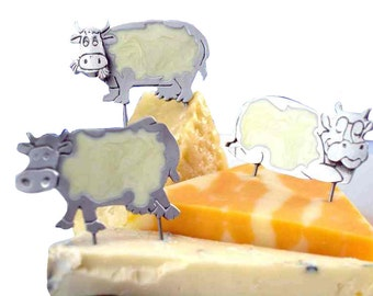 Cheese marker set