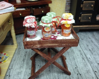 Freshly cooked marmelade for your dollhouse and dollhouse-kitchen!