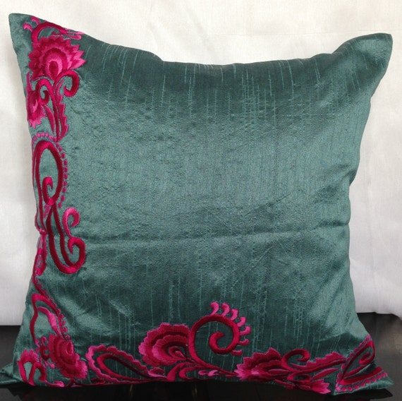Decorative Pillow Covers 26x26 : Decorative Pillow Covers Accent Pillows by TheWhitePetalsDecor