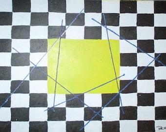 """Chess (15.75 x 12 """")"""