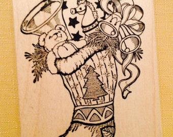 Stampa Rosa H22-2632 Filled Stocking