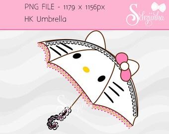 Cute Kawaii Umbrella HK