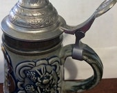 Small Austrian Beer Stein