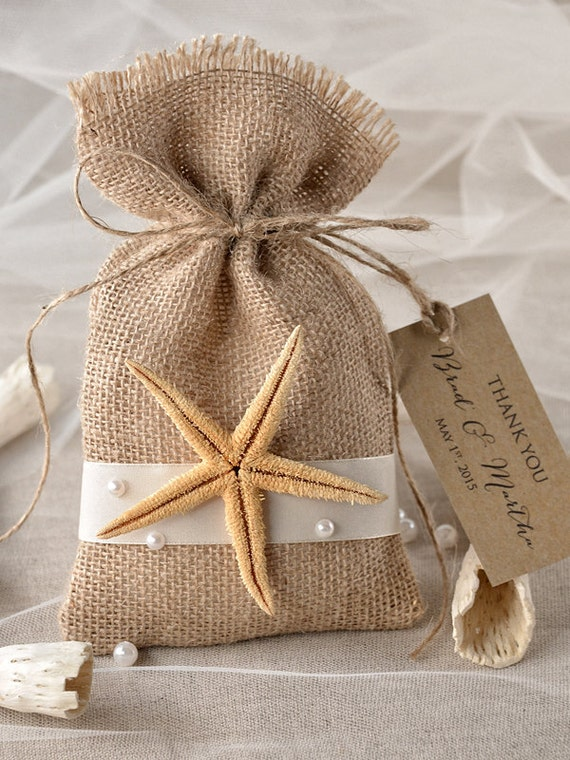 ... Beach Rustic Favor Bag, Destination Wedding Bag, Wedding Favor Bag