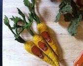 Creepy carrot