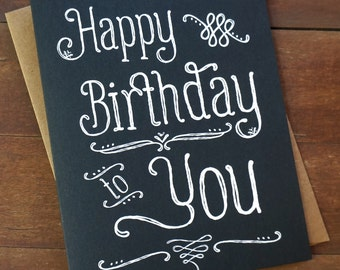 Happy Birthday Card for Best Friend Girlfriend Boyfriend Wife Mom Sister Girl Cute Birthday Card 21st 30th 40th 50th 60th Happy Bday Card
