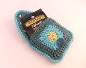 Peppermint - Crochet Teabag cosy