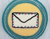 Merit Badge for 'pushing the envelope'