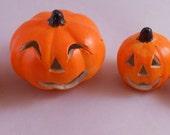 Miniature Halloween Pumpkin Set  for Dolls Blythe Barbie
