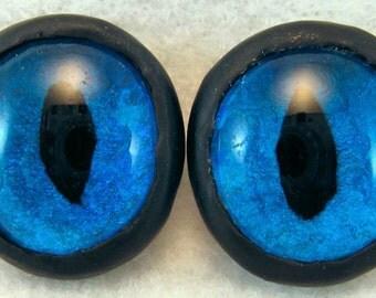 Eye Cabochons - Turquoise