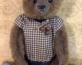 Ben - Original mohair, jointed Artist Bear