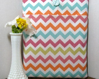 iPad Cover iPad Air Case iPad Sleeve iPad1 Cover iPad2 Sleeve iPad3 Case Chevron