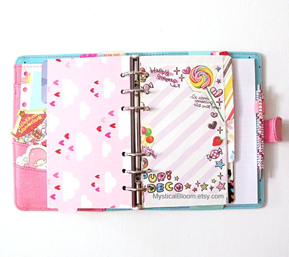 Sweet image for cute planner refills