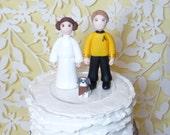 Paintball sample wedding cake topper