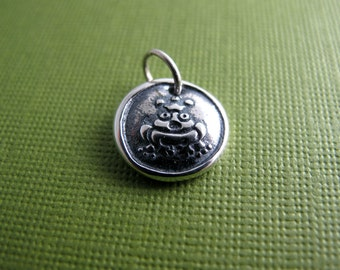 romeo sterling silver frog prince charm