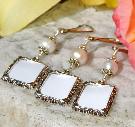 wedding bouquet photo charms memory charms with by
