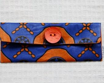 Tribal Clutch Bag, Handmade Small Clutch Bag,  Evening Bag,  Bridesmaids Gifts