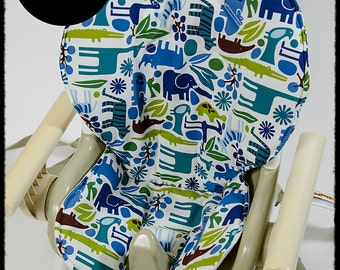 Fisher Price Space Saver High Chair Cover - PDF Sewing Pattern